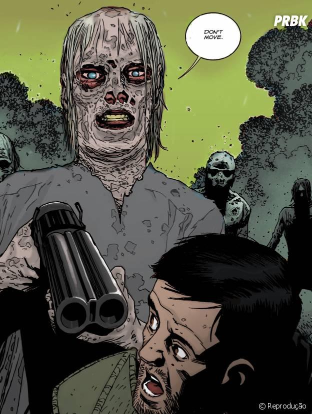 "Os The Whisperers podem ser os próximos vilões de ""The Walking Dead"""