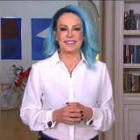"""Qual cabelo da Ana Maria Braga no """"Mais Você"""" combina com você? Faça o quiz e descubra!"""