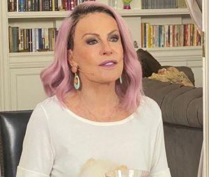 Quiz: Ana Maria Braga apostou em cabelos coloridos. Descubra qual combina mais com você!