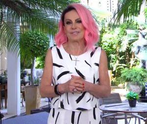 Ana Maria Braga: faça o teste e descubra qual cabelo combina com você.