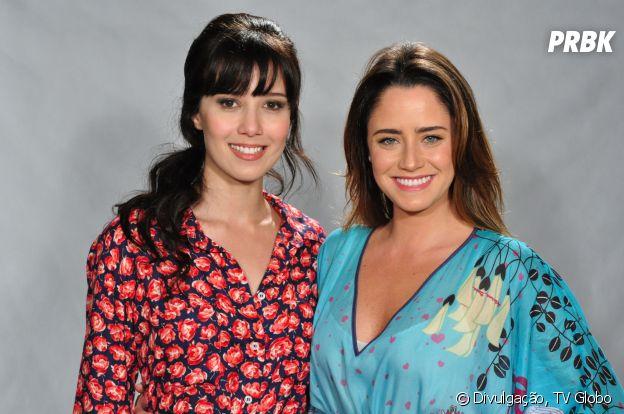"""""""A Vida da Gente"""": a relação entre Manuela (Marjorie Estiano) e Ana (Fernanda Vasconcelos) é linda e muito forte"""