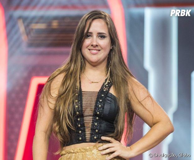"""""""BBB18"""": Patrícia foi eliminada da disputa em um paredão contra Diego e Caruso"""