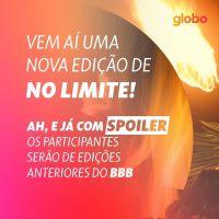 """Globo anuncia volta de """"No Limite"""" com ex-BBBs"""