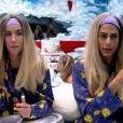 """Mari Baianinha e Boca Rosa se vestiram de Tina para Castigo do Monstro no """"BBB20"""""""
