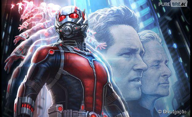 """Em produção, """"Homem-Formiga"""" chega aos cinemas em julho de 2015"""