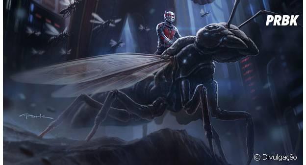 """Filmagens de """"Homem-Formiga"""" começaram em agosto deste ano"""