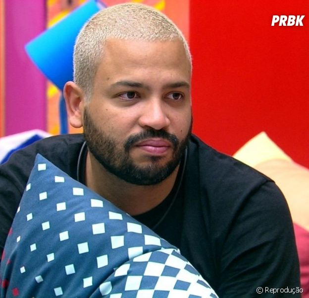 """""""BBB21"""": Projoa admite que errou com Lucas Penteado"""