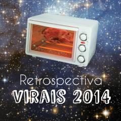 Confira os melhores vídeos virais de 2014! Relembrar é viver