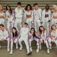 """Now United lançará a nova música """"Baila""""em breve, com homenagem ao Brasil no clipe"""