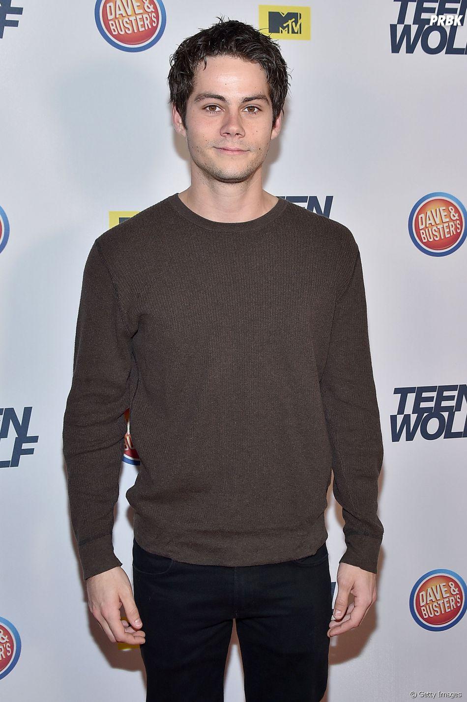 "Dylan O'Brien estrou na TV com ""Teen Wolf"", em 2011"