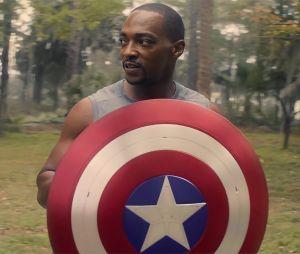"""""""Falcão e o Soldado Invernal"""": ssim como nos quadrinhos, Sam (Anthony Mackie) irá se tornar o Capitão América"""