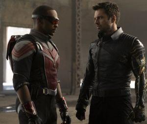 """A série """"Falcão e o Soldado Invernal"""" vai muito além da dinâmica entre Sam (Anthony Mackie) e Bucky (Sebastian Stan)"""