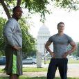 Marvel: Sam Wilson (Anthony Mackie) seguirá os passos de Steve Rogers (Chris Evans) sem ficar à sua sombra