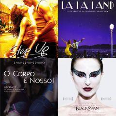 Preparamos uma lista com 8 filmes que vão te deixar com muita vontade de dançar!