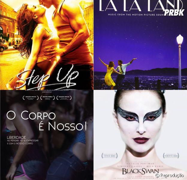 """De """"La La Land"""" a """"Ela Dança, Eu Danço"""": 8 filmes para celebrar o Dia da Dança"""