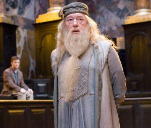 "Em ""Harry Potter"", Dumbledore (Michael Gambon) teve algumas das falas mais marcantes"