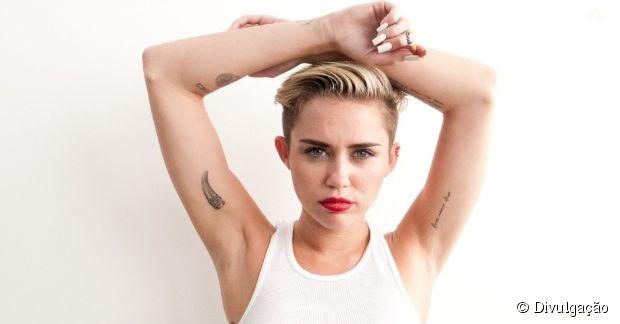 """Miley Cyrus divulga novo hit para a trilha do documentário """"Free The Nipple"""""""