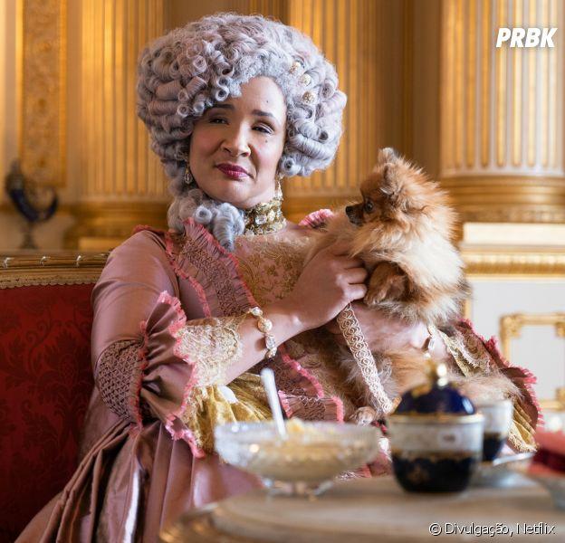 """Bridgerton"": Netflix anuncia spin-off da série focado na Rainha Charlotte (Golda Rosheuvel)"