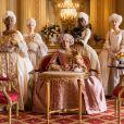 """""""Bridgerton"""": personagem da Rainha Charlotte (Golda Rosheuvel) foi criada especialmente para a série da Netflix"""