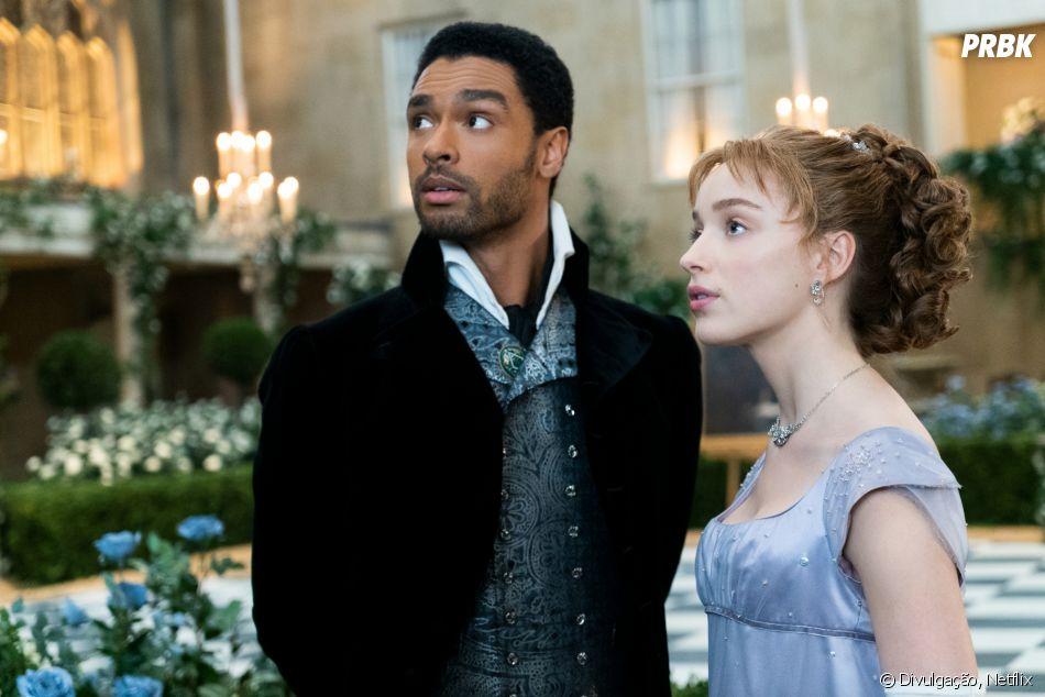 """""""Bridgerton"""": Regé-Jean Page, o Duque de Hastings, não volta para a 2ª temporada"""