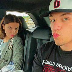 Millie Bobby Brown pode estar namorando Jake Bongiovi, filho de Bon Jovi