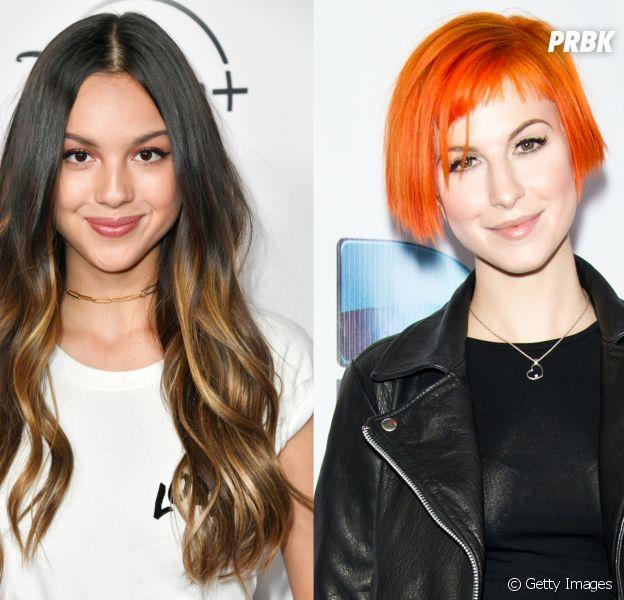 Você é mais Olivia Rodrigo ou Paramore?