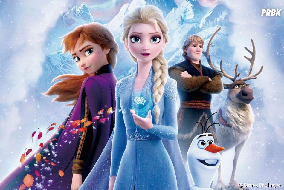 """Na briga das animações da Disney, """"Moana"""" e """"Frozen"""" são alguns dos preferidos dos fãs"""
