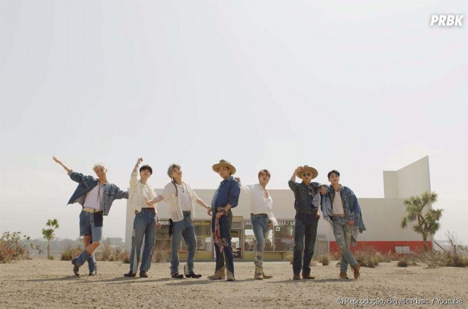 """""""Permission to Dance"""", de BTS, mostra nova realidade após o fim da pandemia"""
