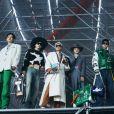 BTS está até na marca francesa   Louis Vuitton. Falta só uma turnê pelo Brasil!