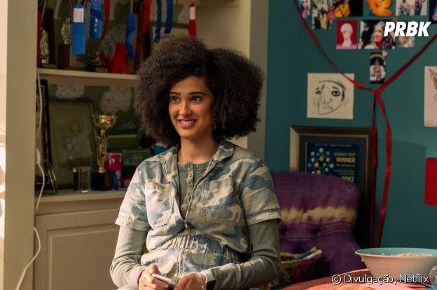 """""""Eu Nunca"""": Fabiola (Lee Rodriguez) teve uma grande evolução na 2ª temporada"""