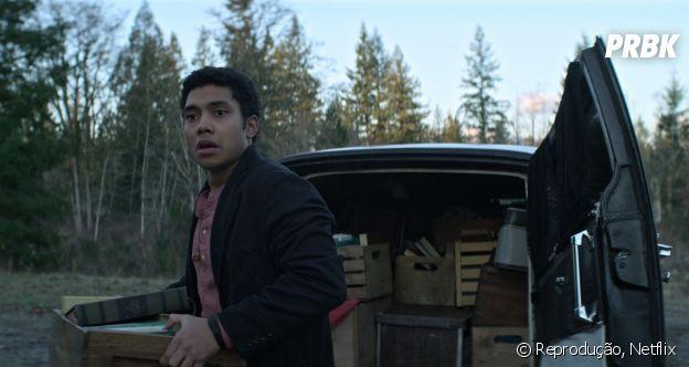 """Chance Perdomo, de """"O Mundo Sombrio de Sabrina"""", assume papel de Landon"""