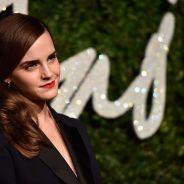 """Emma Watson, de """"Harry Potter"""", foi eleita a Celebridade Feminista do ano. Que orgulho!"""