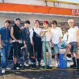 BTS já fez algumas parcerias internacionais, como Halsey,   Megan Thee Stallion e   Steve Aoki