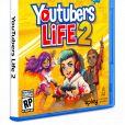 """""""Youtubers Life 2"""" poderá ser jogado em computadores e nos consoles PlayStation, Xbox e Nintendo Switch"""