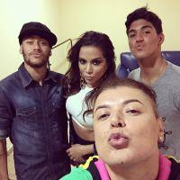 Neymar Jr., Anitta e Gabriel Medina fazem farra durante festa em São Paulo: Tem vídeo!