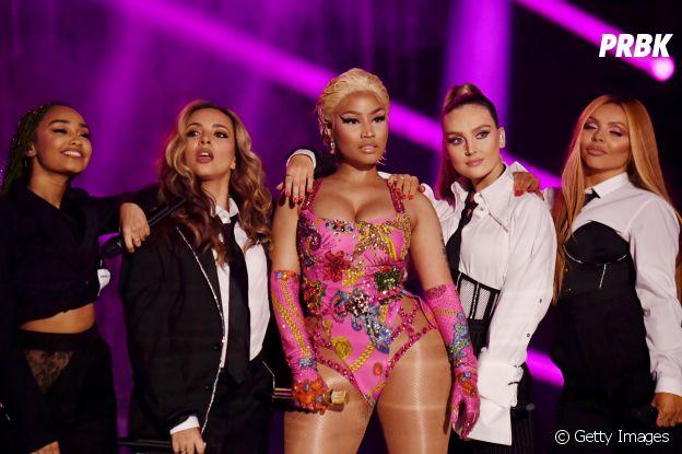 Saiba tudo da polêmica entre Nicki Minaj, Jesy Nelson e Little Mix