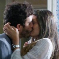 """Em """"Além do Horizonte"""": Lili e William vão se beijar pela primeira vez!"""