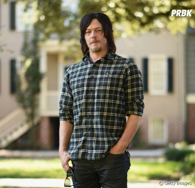 "Norman Reedus, o Daryl Dixon de ""The Walking Dead"""