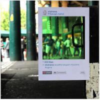 Brasileiro cria Instagram da vida real e 'coloca filtros' nas ruas de Londres