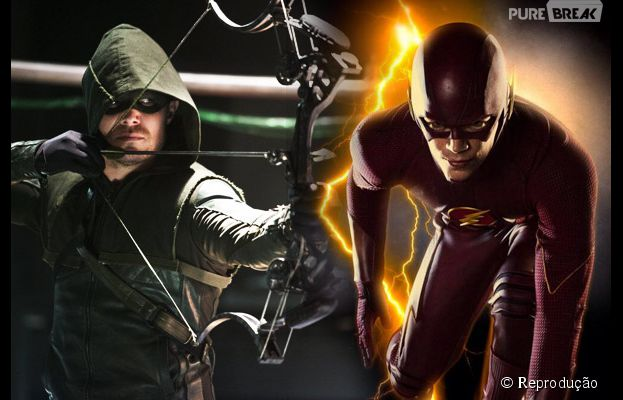 "The CW quer expandir universo das séries ""Arrow"" e ""The Flash"""