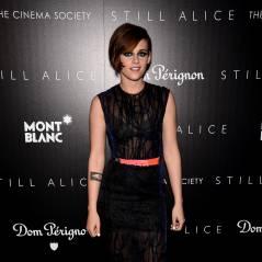 Kristen Stewart arrasa com modelito transparente em première de novo filme