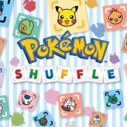 """""""Pokémon Shuffle"""", game gratuito para Nintendo 3DS, vai ser lançado em fevereiro"""