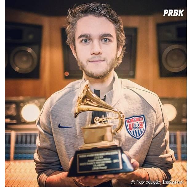Zedd é um produtor super premiado e já produziu hits para Lady Gaga, Ariana Grande e até mesmo Justin Bieber