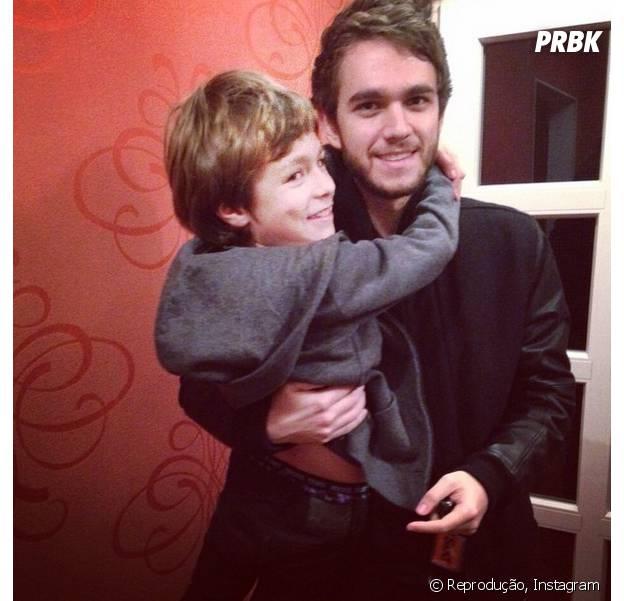 O DJ e produtor Zedd é um cara super família!