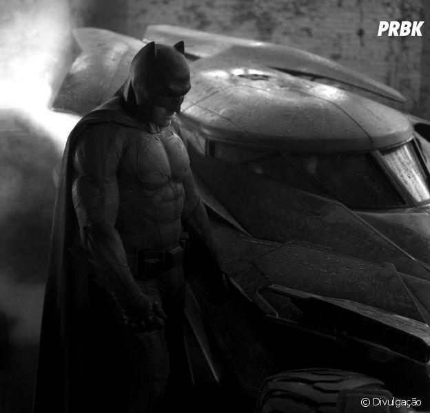 """Batman pode aparecer em """"Esquadrão Suicida"""""""