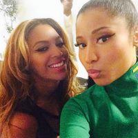 """Nicki Minaj e Beyoncé devem gravar um clipe para a música """"Feeling Myself"""" ainda esta semana!"""