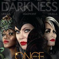 """Em """"Once Upon a Time"""": Na 4ª temporada, Malévola, Cruella e Ursula são destaque em nova imagem!"""