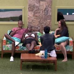 """No """"BBB 15"""": Angélica e Tamires já planejam próximo paredão depois da saída de Douglas!"""
