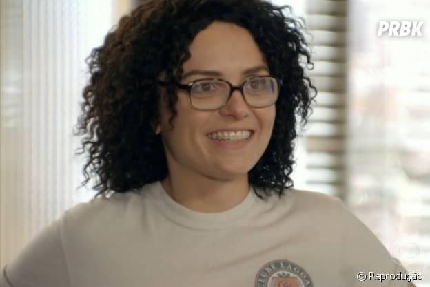 """Scarlett (Monica Iozzi) teve que mudar de visual em """"Alto Astral"""" e ficou muito engraçada!"""