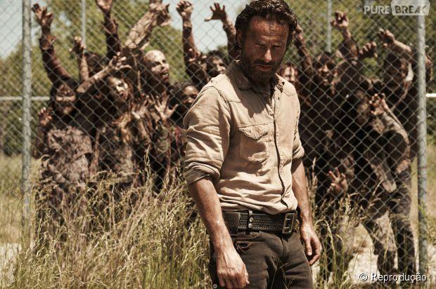 """Mais um personagem importante morre em """"The Walking Dead"""""""